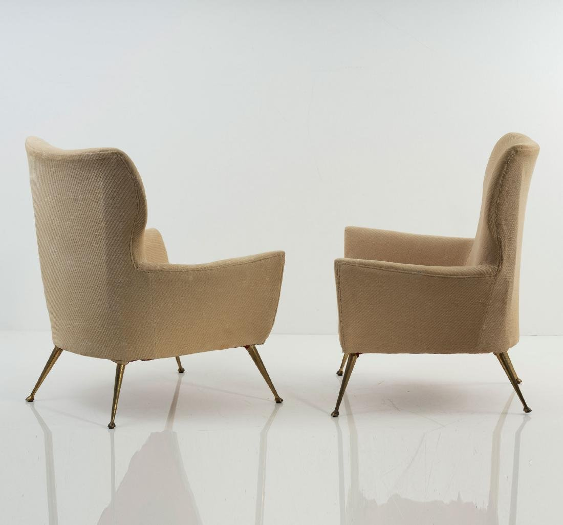 Two easy chairs, 1950s - 2