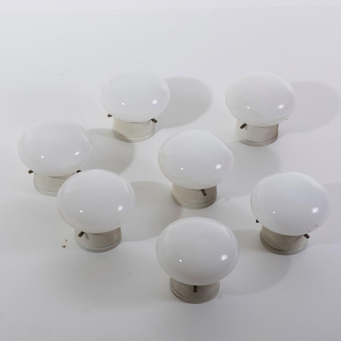 12 Sconces / Ceiling lights, c. 1955 - 3