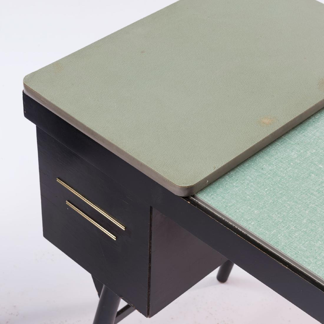 Desk and typewriter desk, c. 1955 - 3