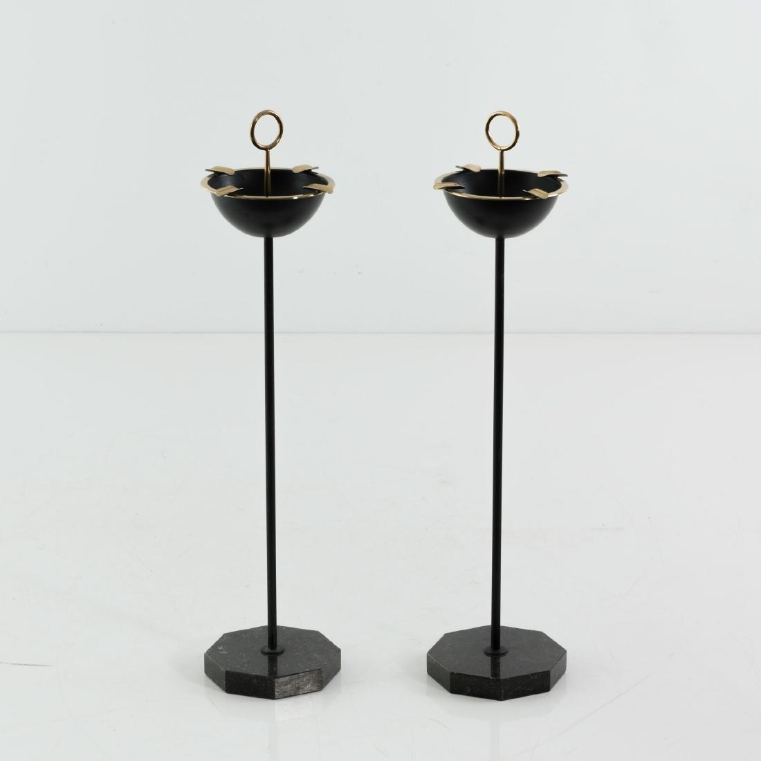 Two standard ashtrays, c. 1955 - 3