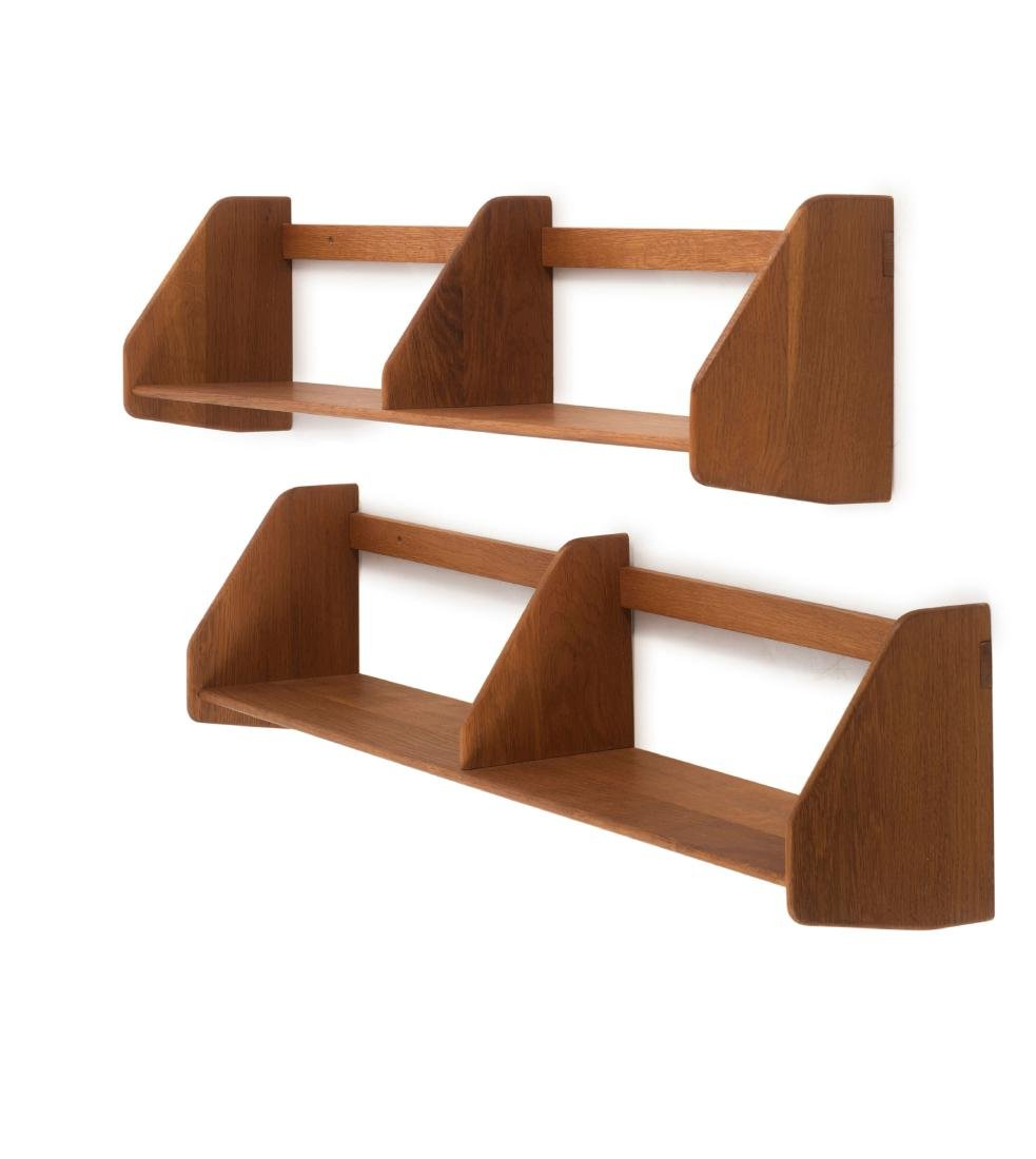 Five wall shelves, c. 1955 - 3