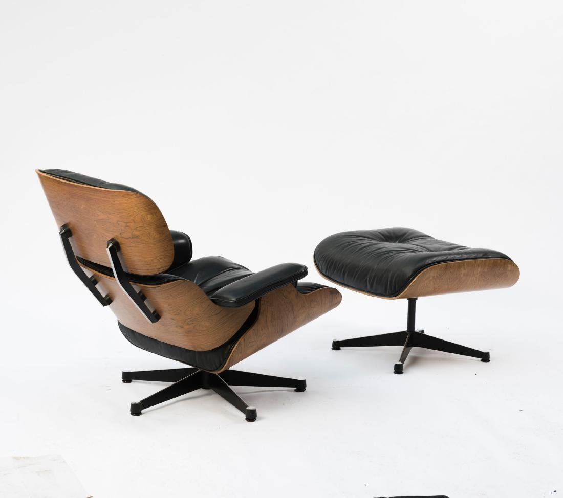 '670' lounge chair and '671' ottoman, 1956 - 3