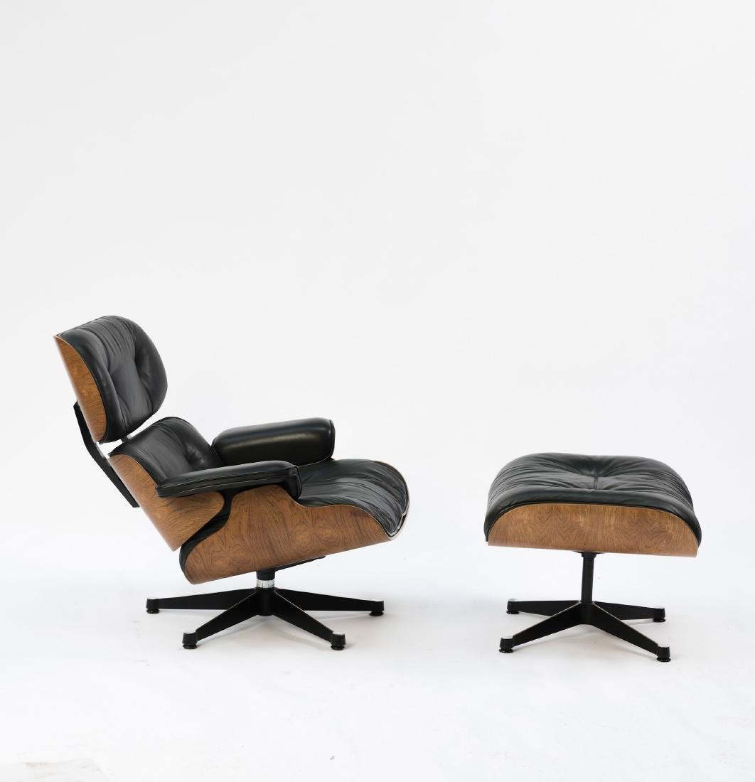'670' lounge chair and '671' ottoman, 1956 - 4