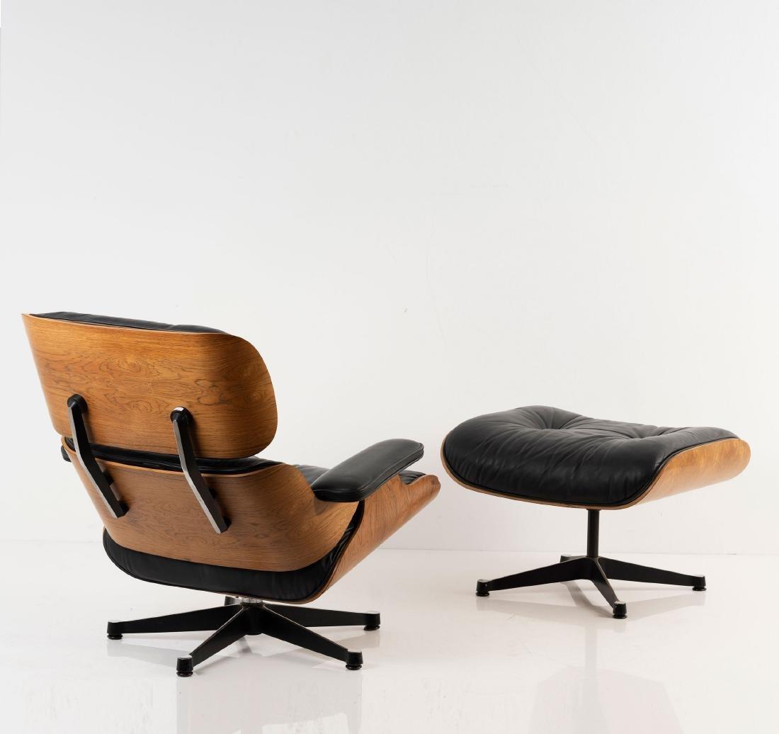 '670' lounge chair and '671' ottoman, 1956 - 9