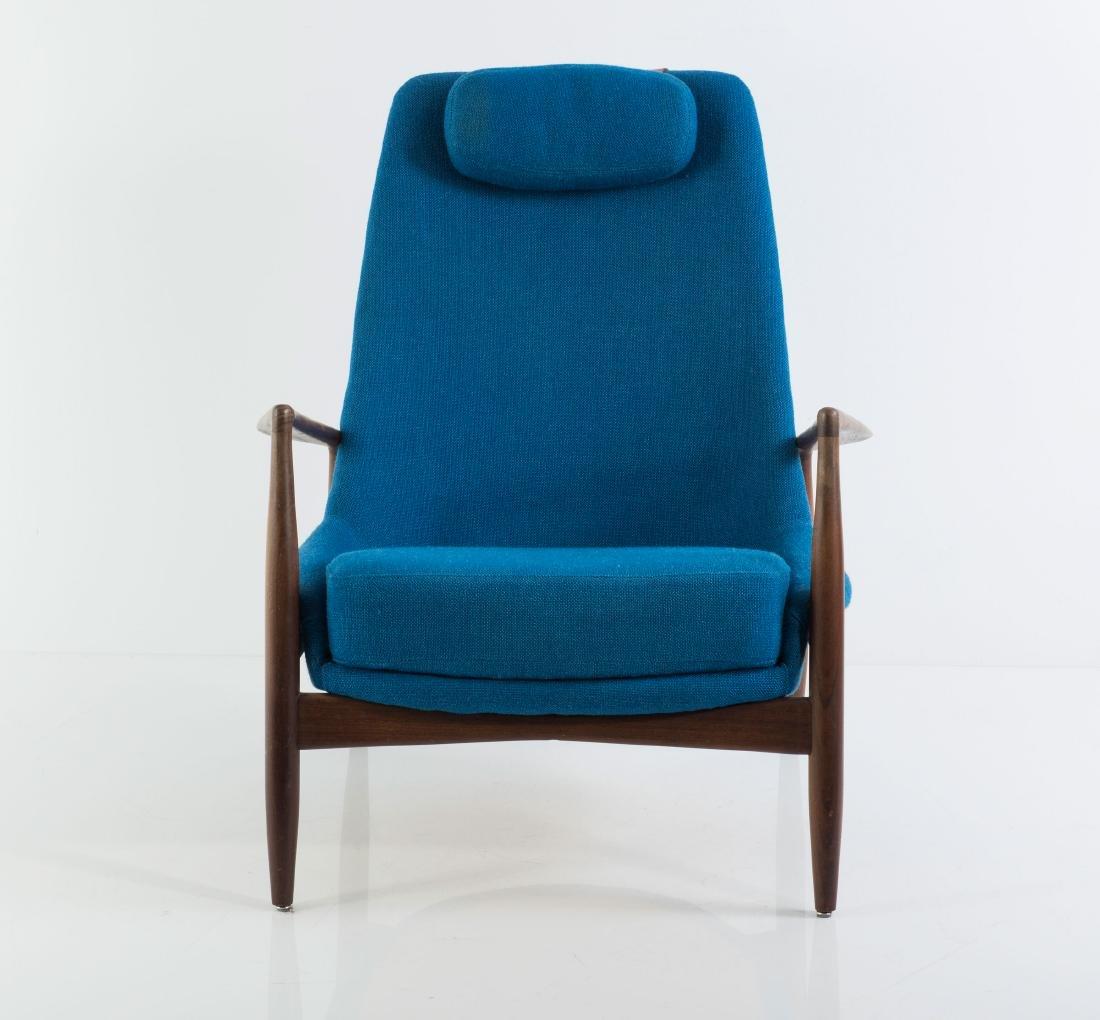 '800' - 'Highback Seal chair', c1956 - 6