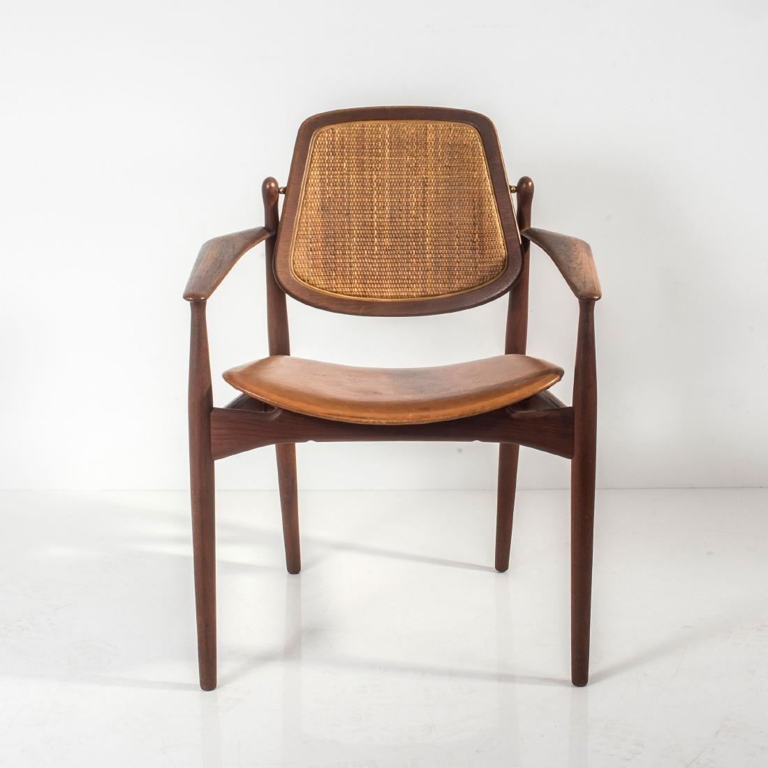 'FD 186' armchair, 1956 - 7