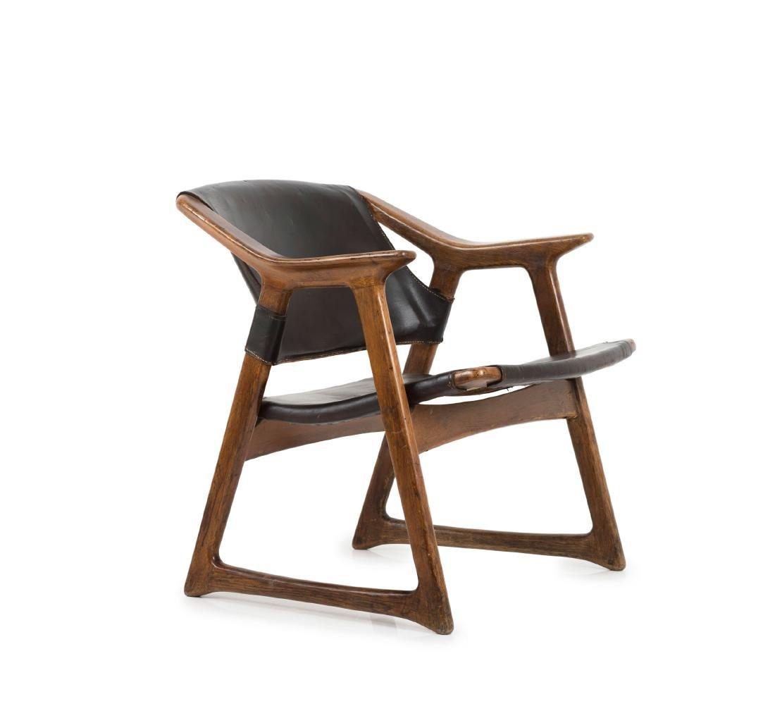 'Fox' armchair, c. 1958