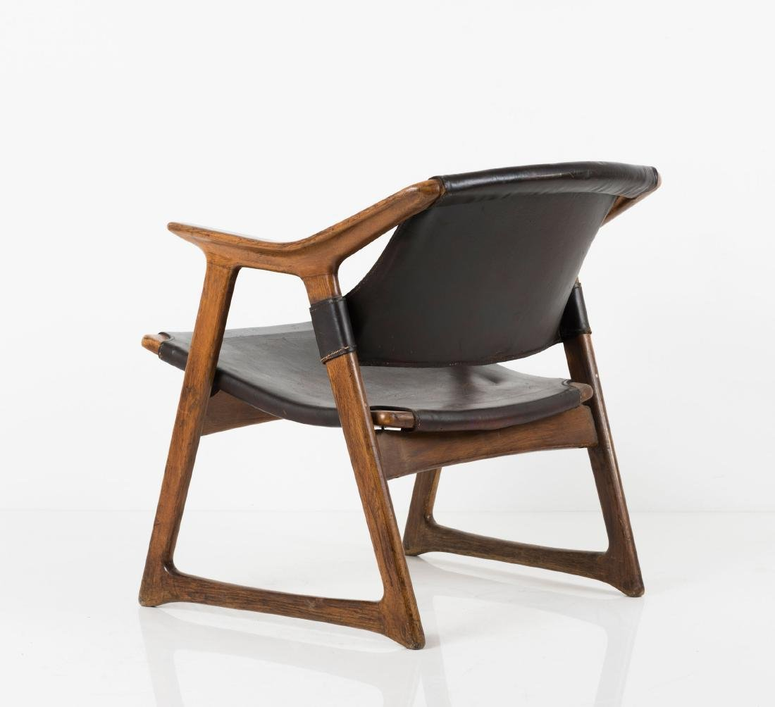 'Fox' armchair, c. 1958 - 3