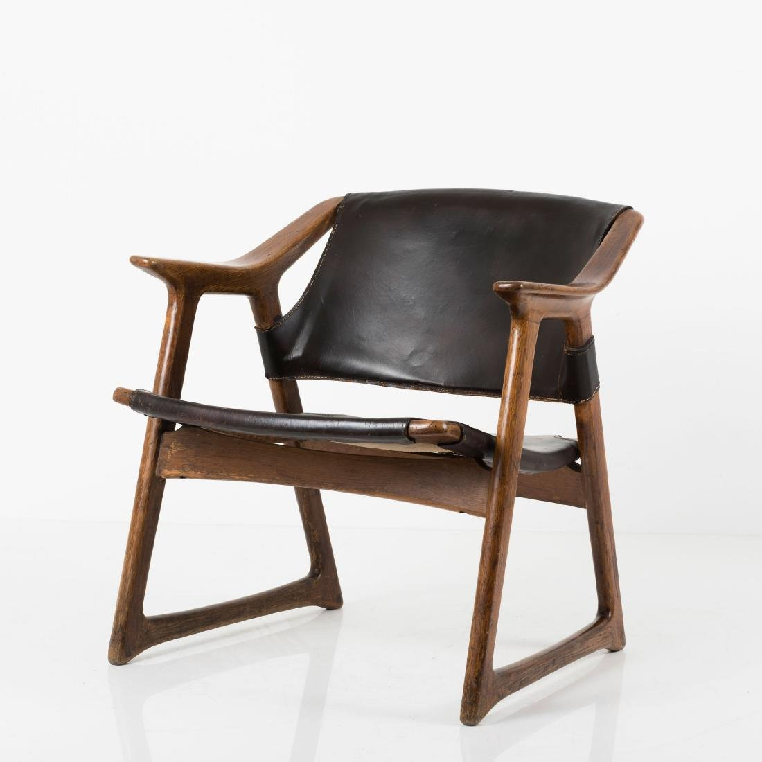 'Fox' armchair, c. 1958 - 4