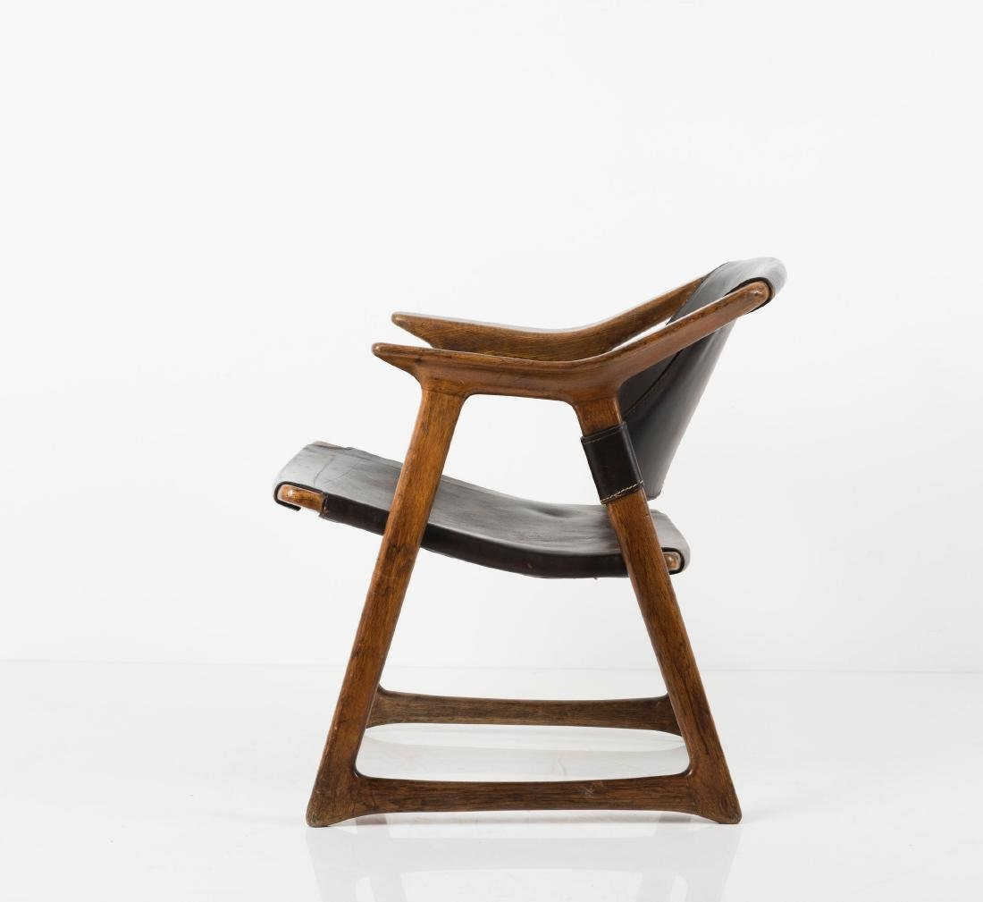 'Fox' armchair, c. 1958 - 5