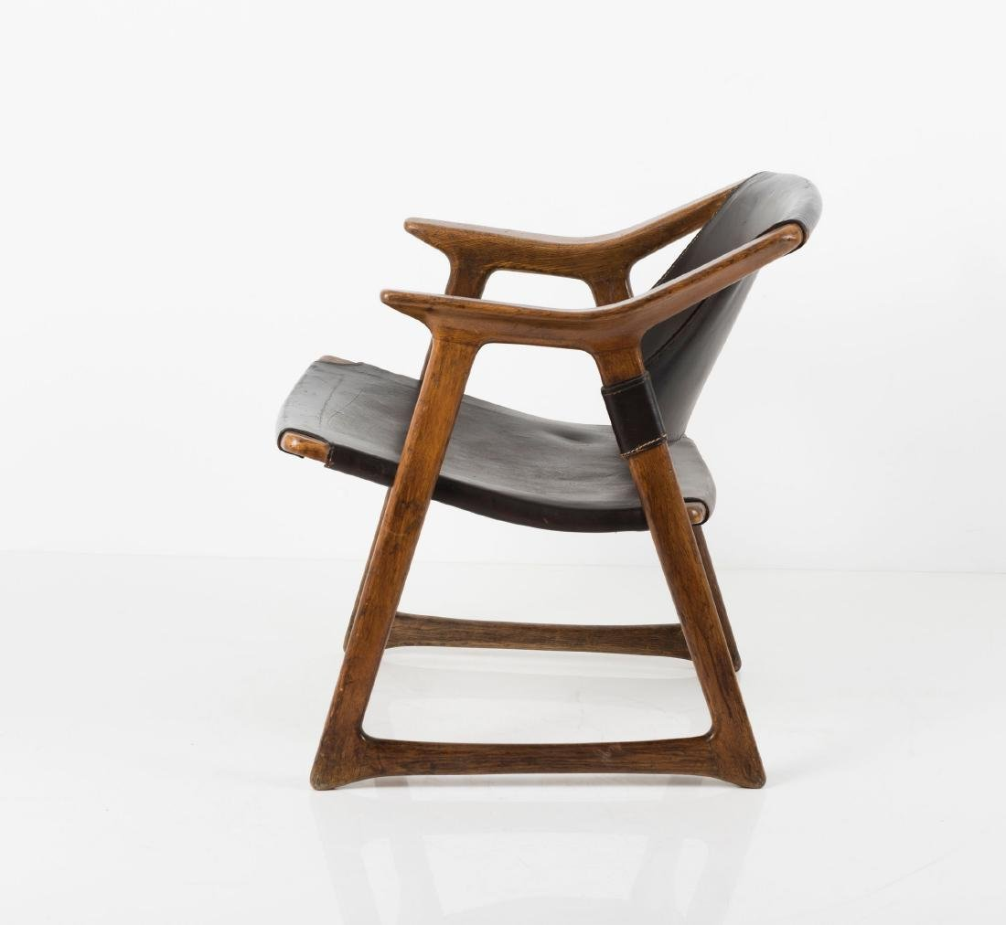 'Fox' armchair, c. 1958 - 6