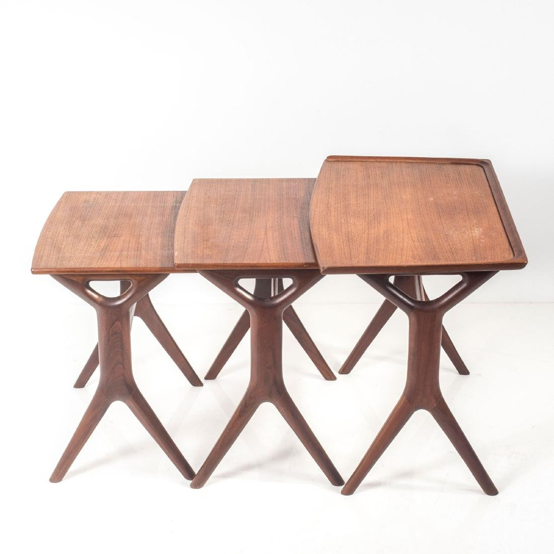 Three nesting tables, c. 1958 - 3