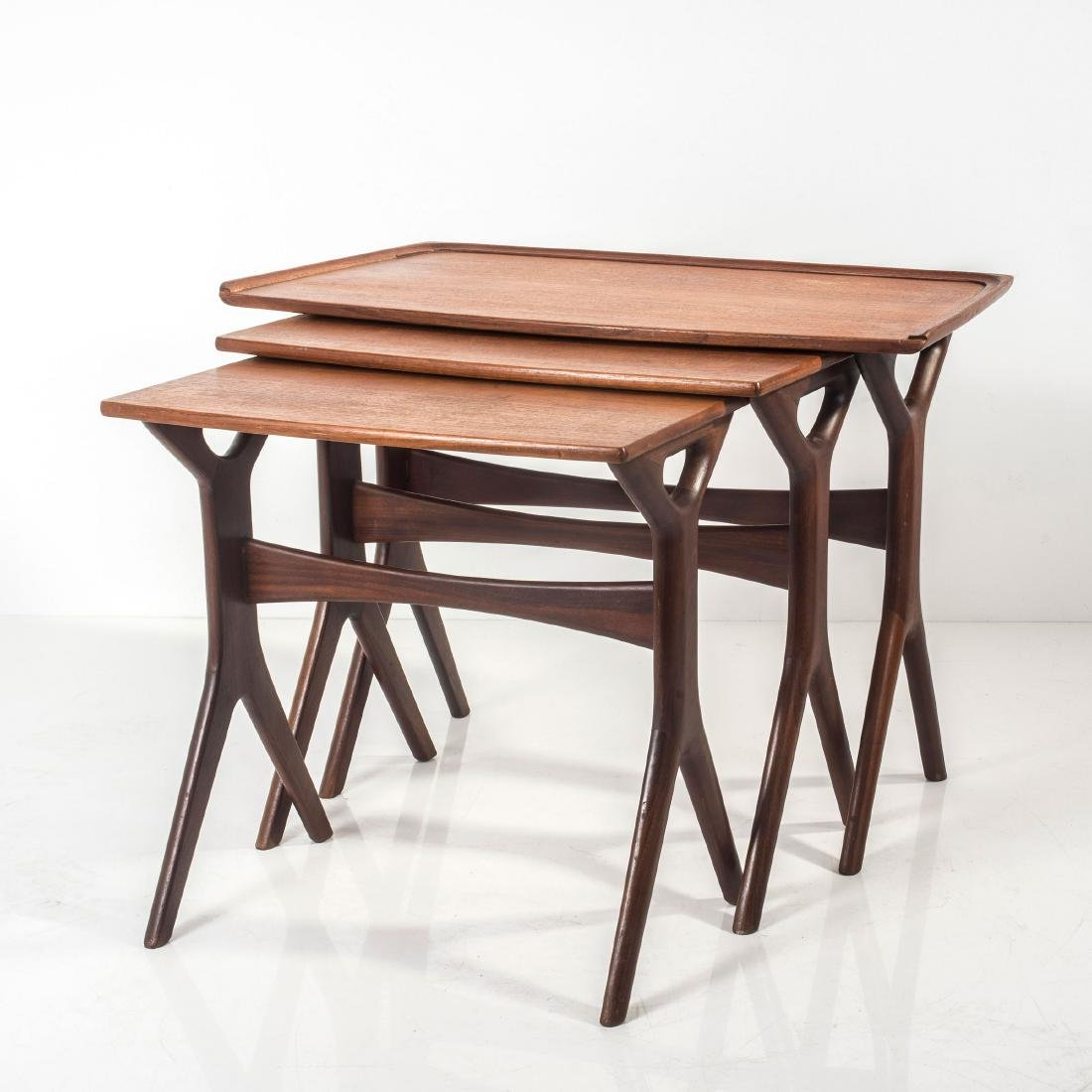 Three nesting tables, c. 1958 - 4