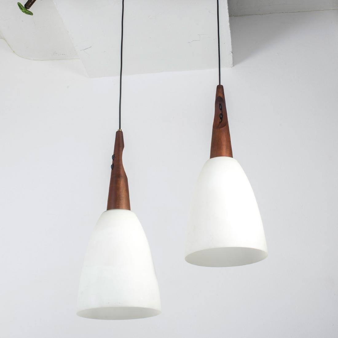 Two ceiling lights, c. 1958 - 3