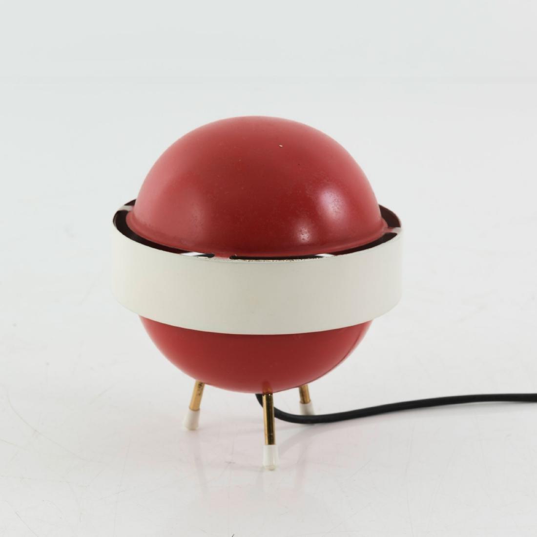 'Saturn' table light, c. 1959 - 2