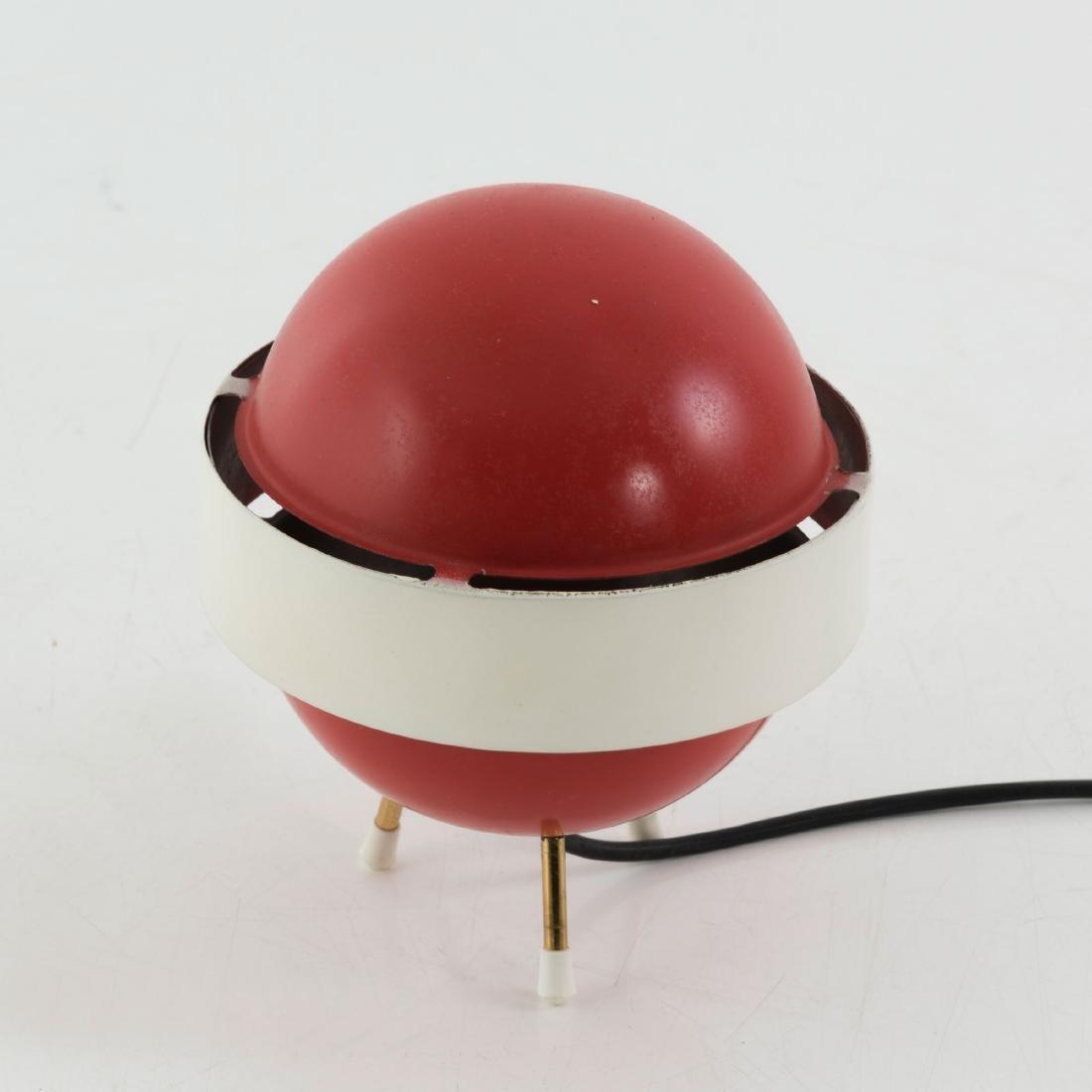 'Saturn' table light, c. 1959 - 3