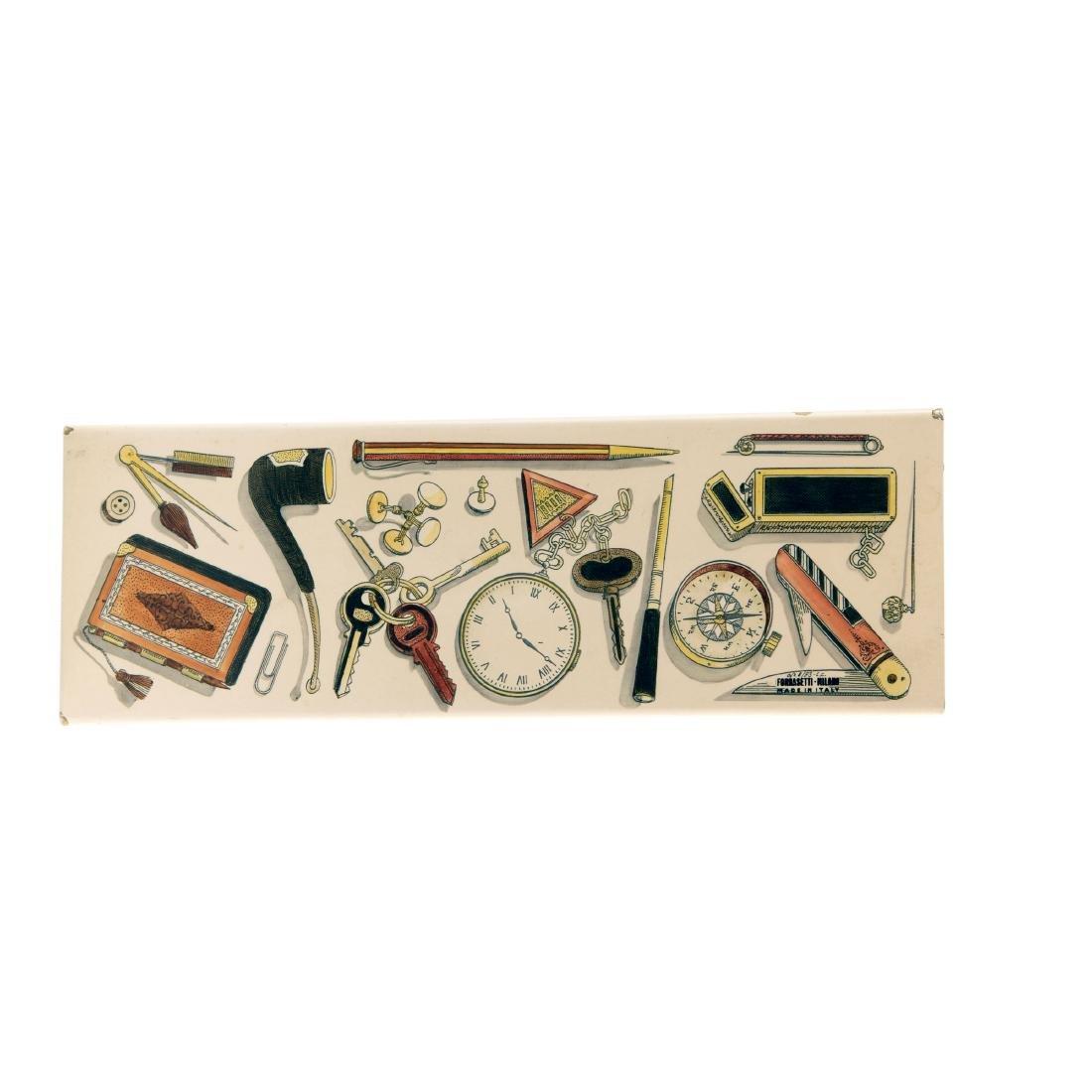 'Oggetti maschili' cigarette case, 1950/60s