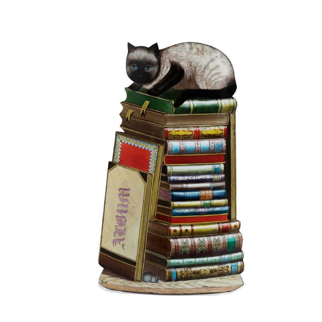 'Gatto sui libri' umbrella stand, 1950s