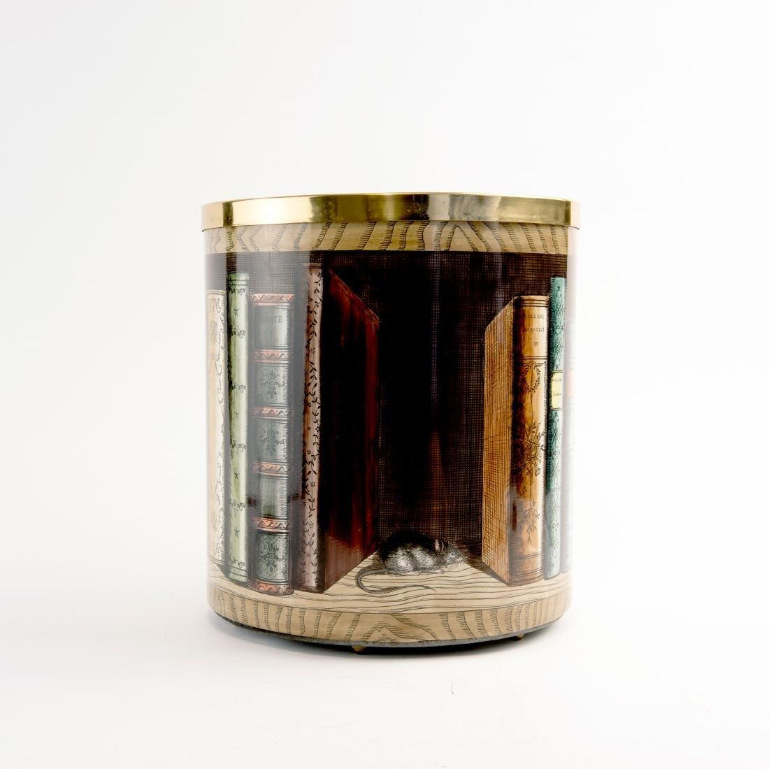 'Libri' wastepaper basket, 1950s - 2