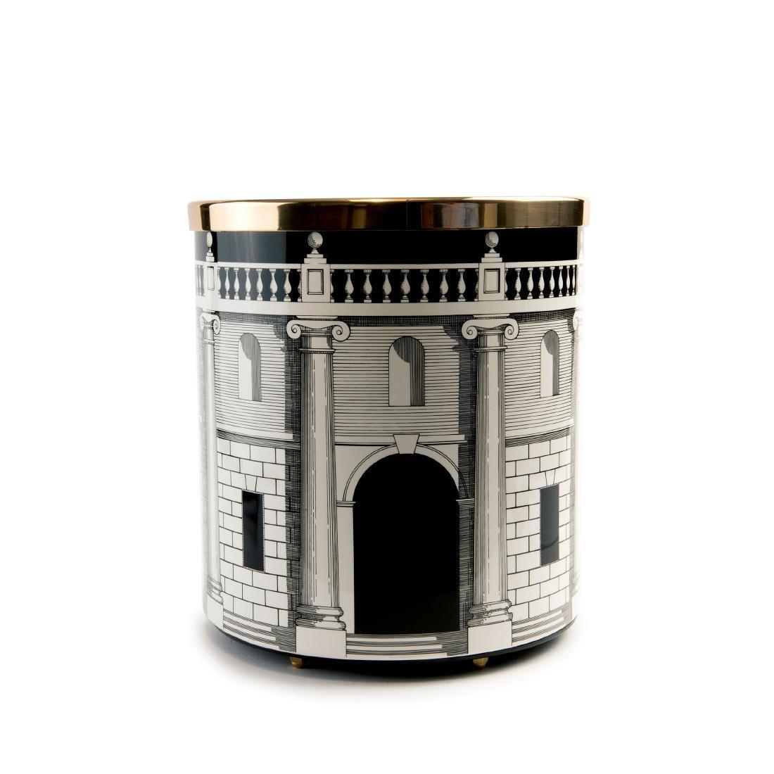 'Casa con colonne' wastepaper bin, 1950s