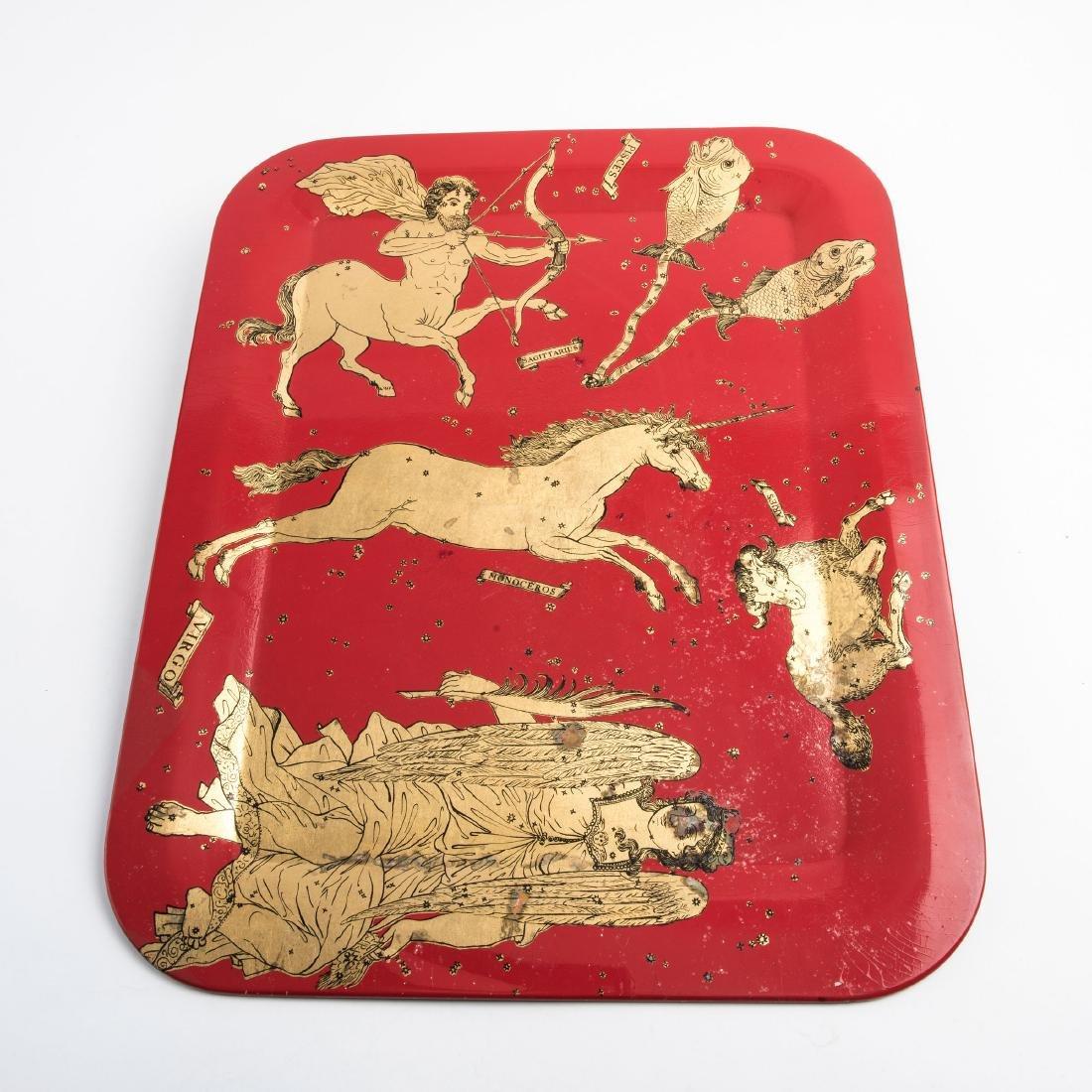'Zodiaci' tray, 1950s - 2