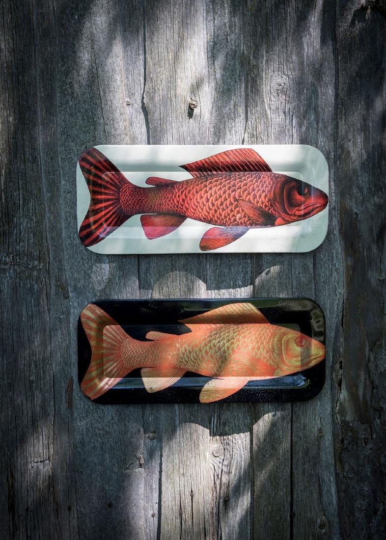 'Pesce' tray, 1960s - 2
