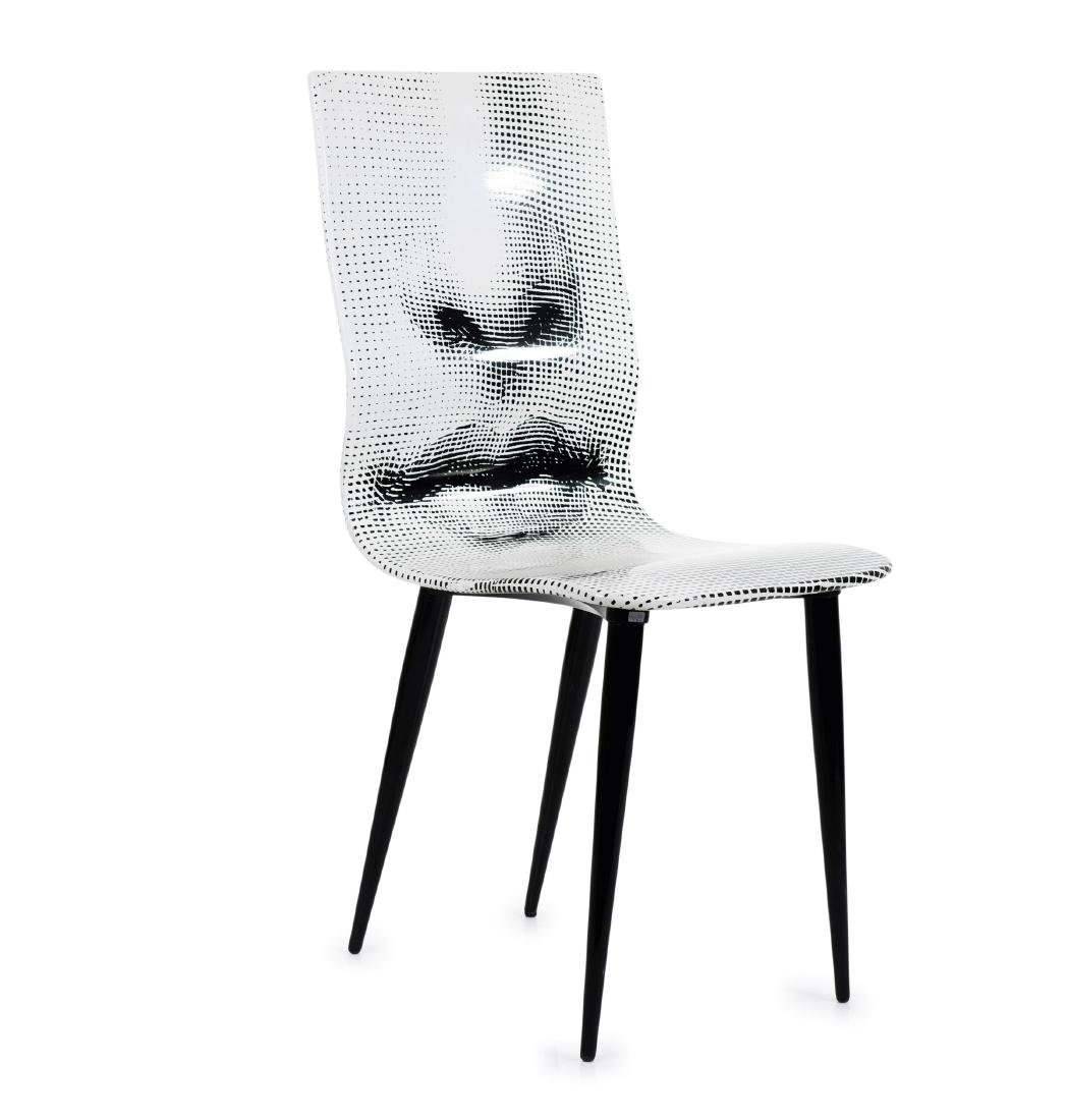 'Viso' side chair, 1980s