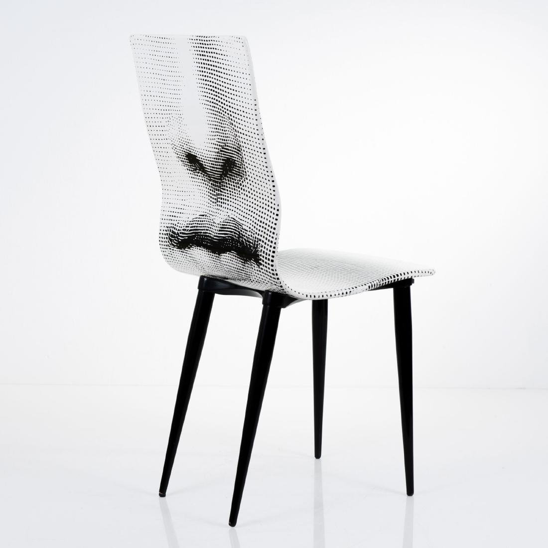 'Viso' side chair, 1980s - 2
