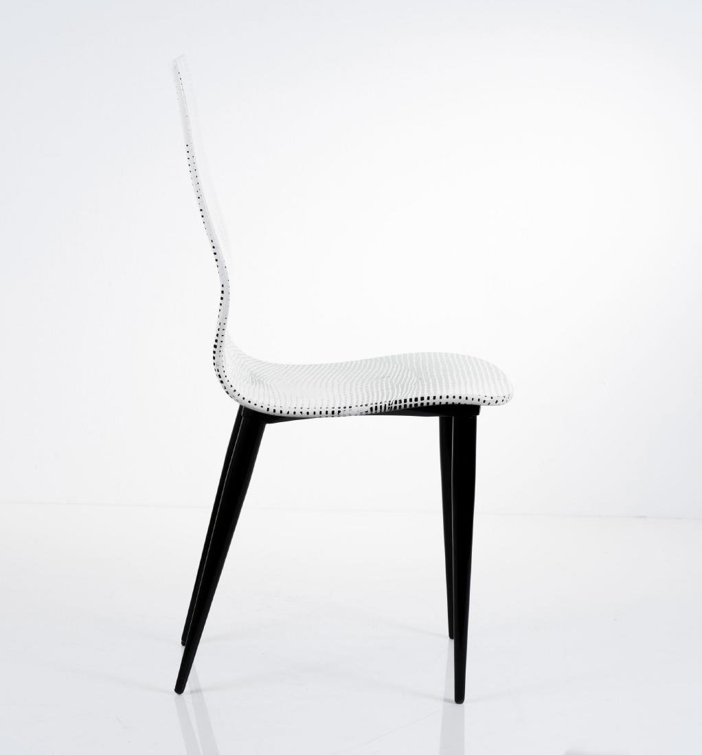 'Viso' side chair, 1980s - 3