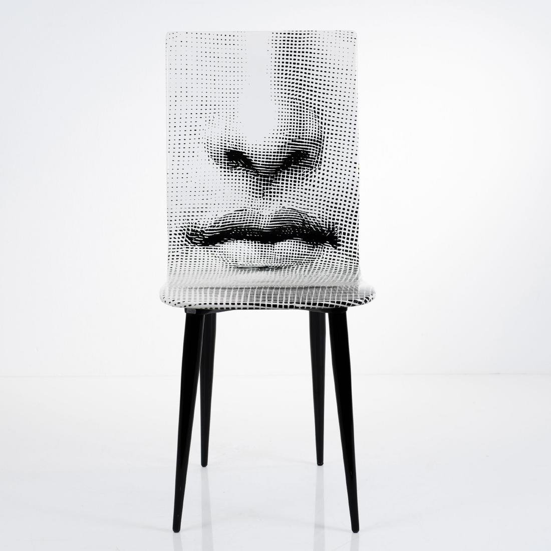 'Viso' side chair, 1980s - 4
