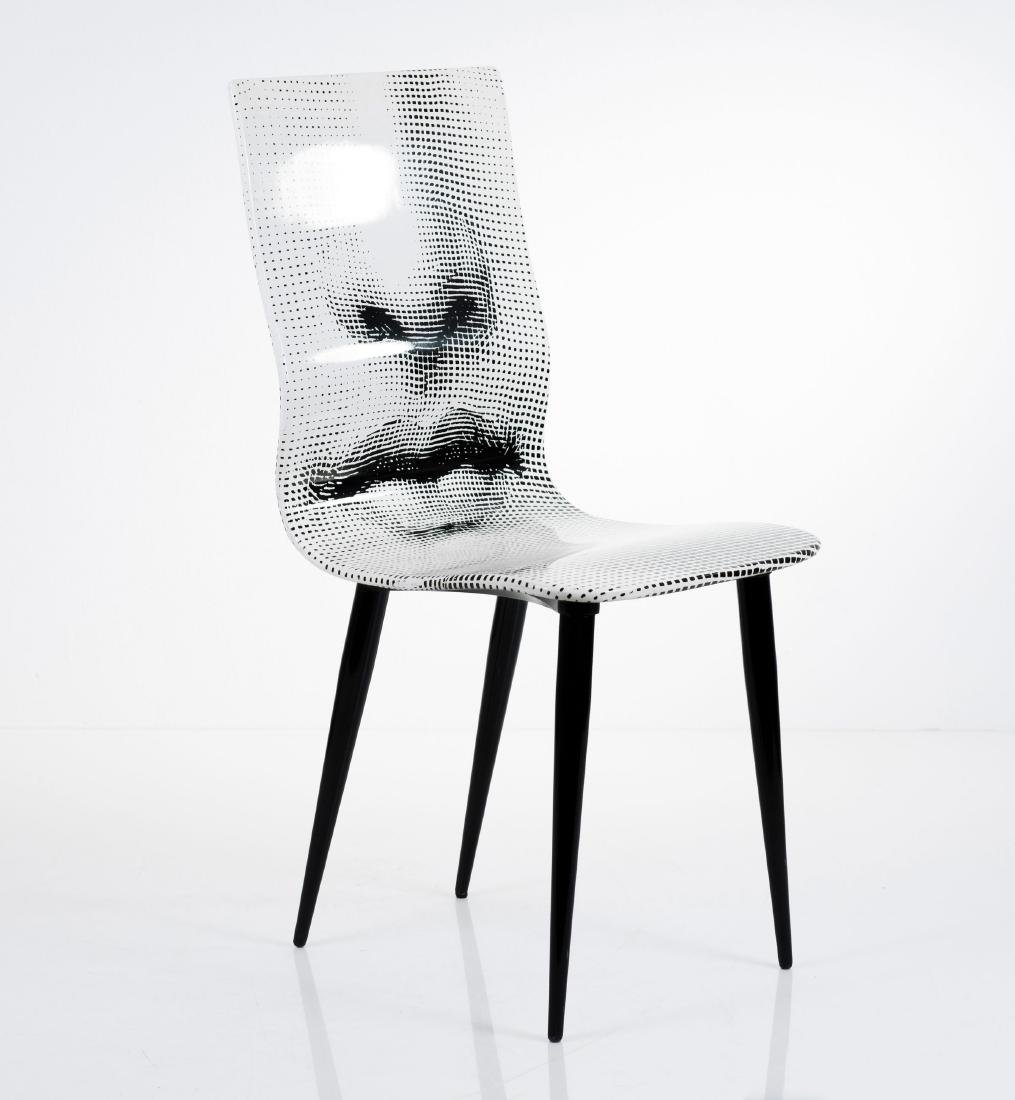 'Viso' side chair, 1980s - 5