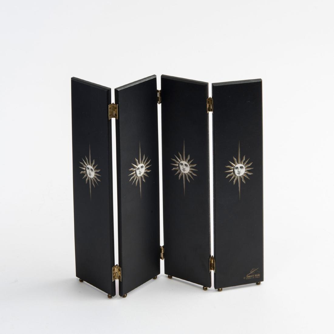 Miniature 'Strumenti musicali' screen, 1990s - 3