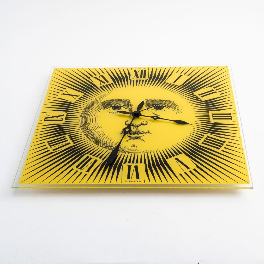 'Sole' clock, 1990s - 2