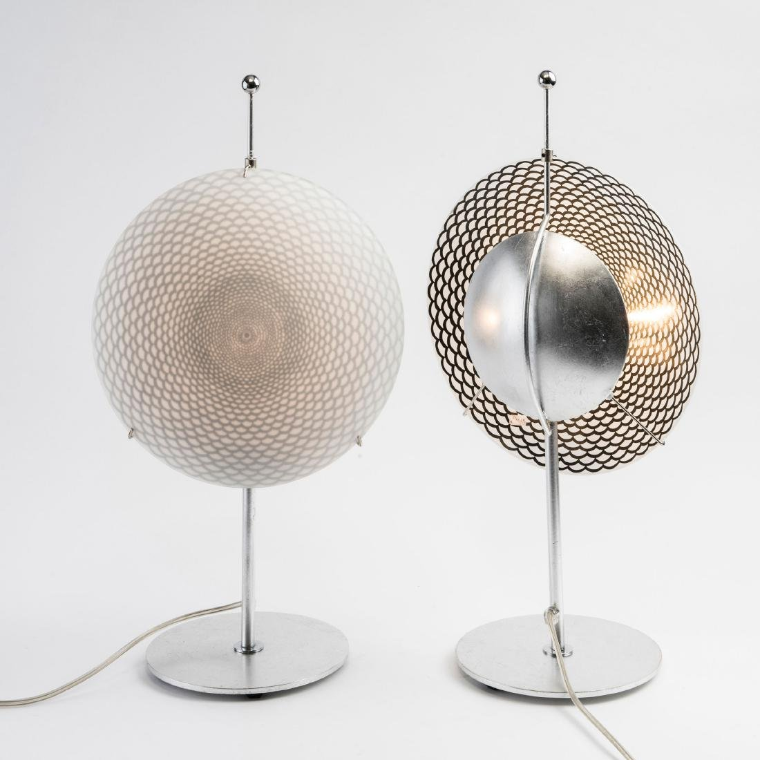 Two 'Ottica' table lights, c. 1995 - 4