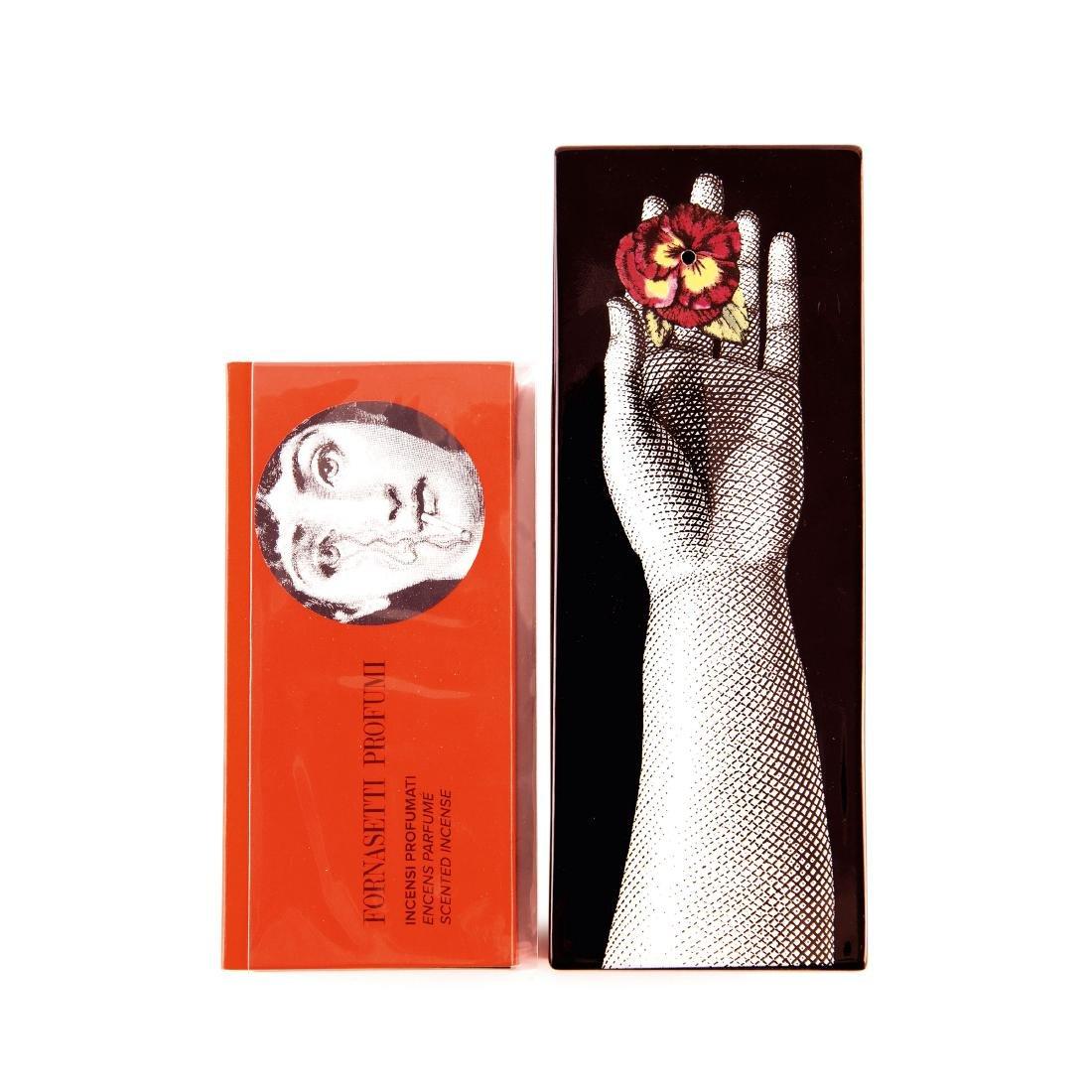 'Mano' Incense stick case, 2010s