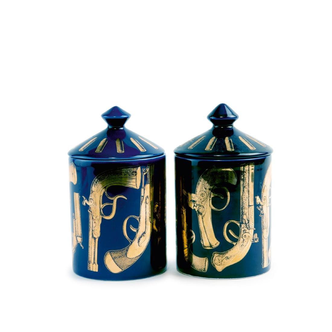 Two 'Pistole' jars, 2010s