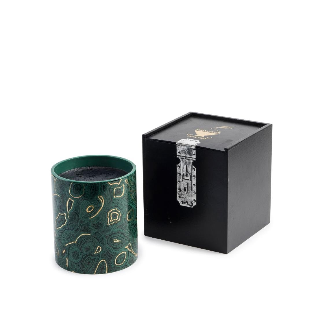 'Malachite' scented candle, 2010s