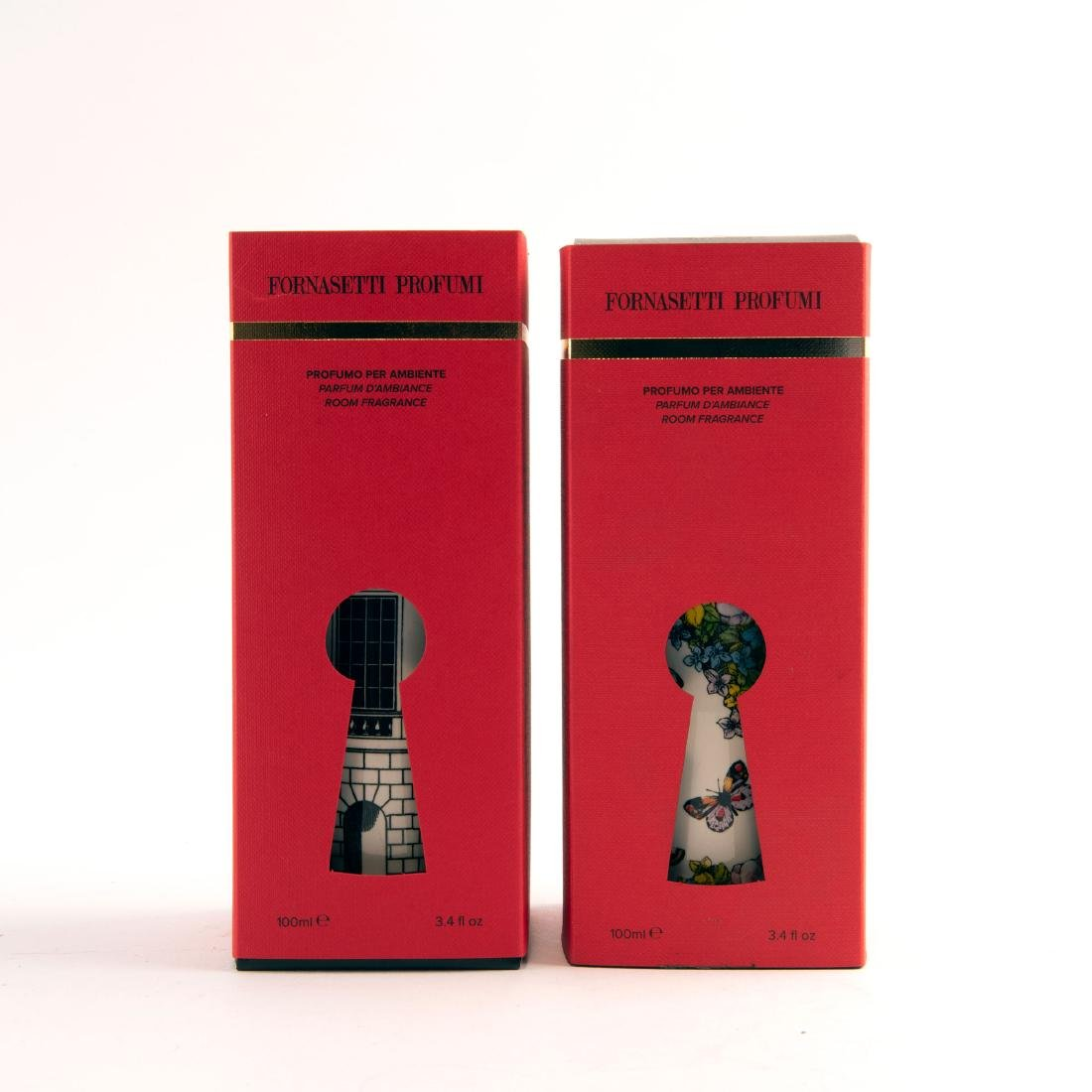 Two room scents, 'Architettura' and 'Flora', 2010s - 3