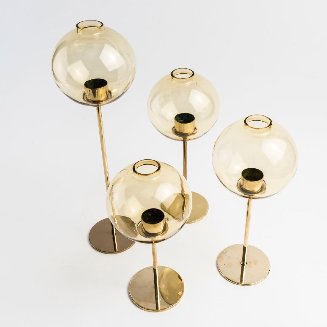 Four '135' lanterns, c. 1960 - 2