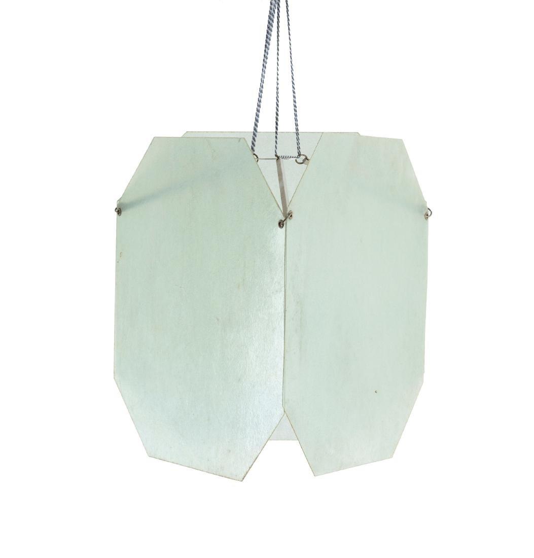 'Triangolare' pendant light, 1961