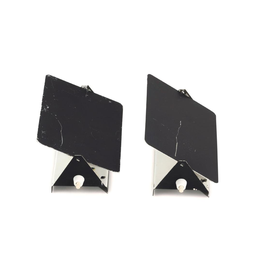 Two 'CP-1' sconces, 1963