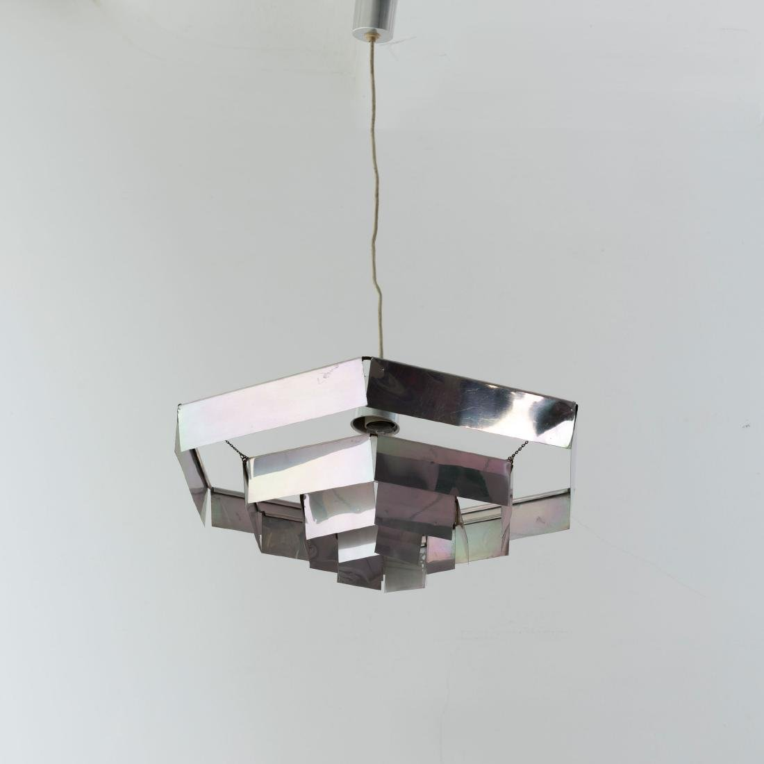 'Esagonale' ceiling light, 1964 - 2