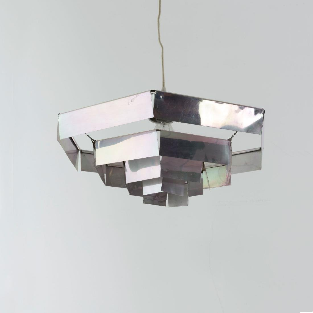 'Esagonale' ceiling light, 1964 - 3