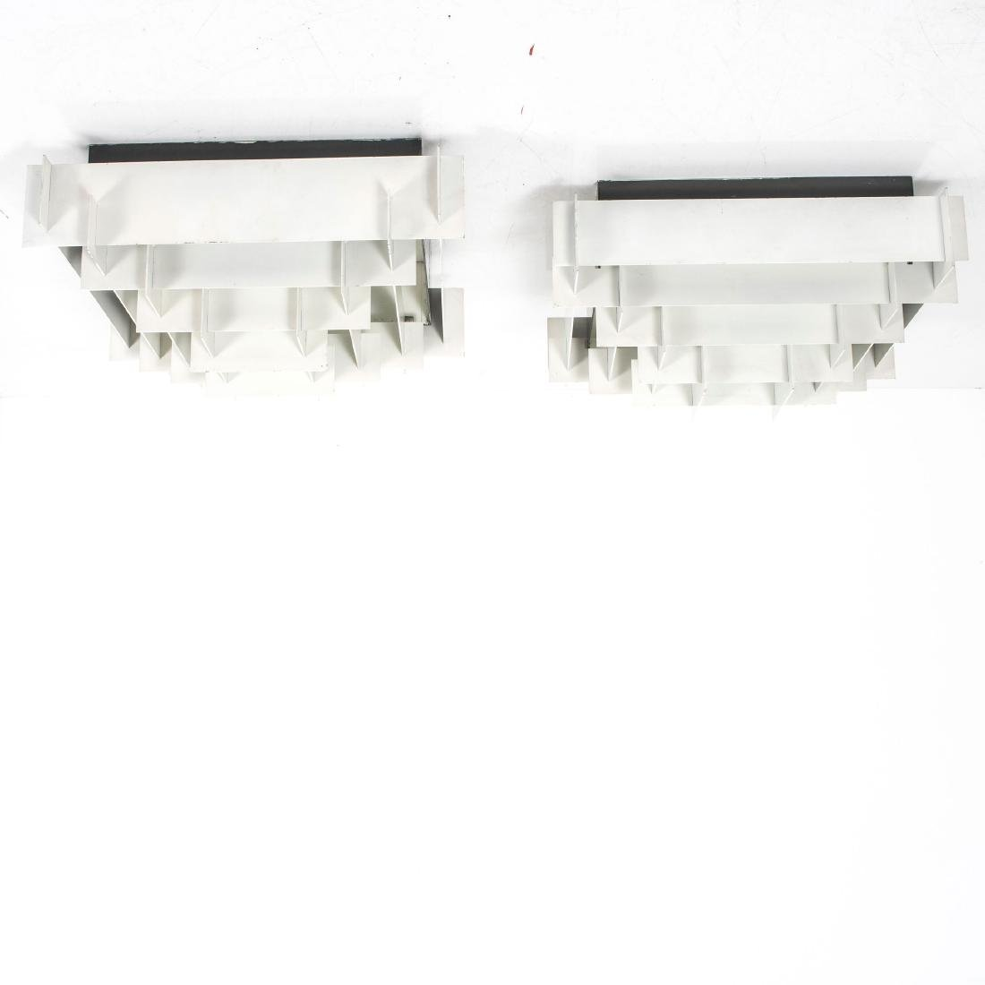 Two ceiling lights, 1960s - 3