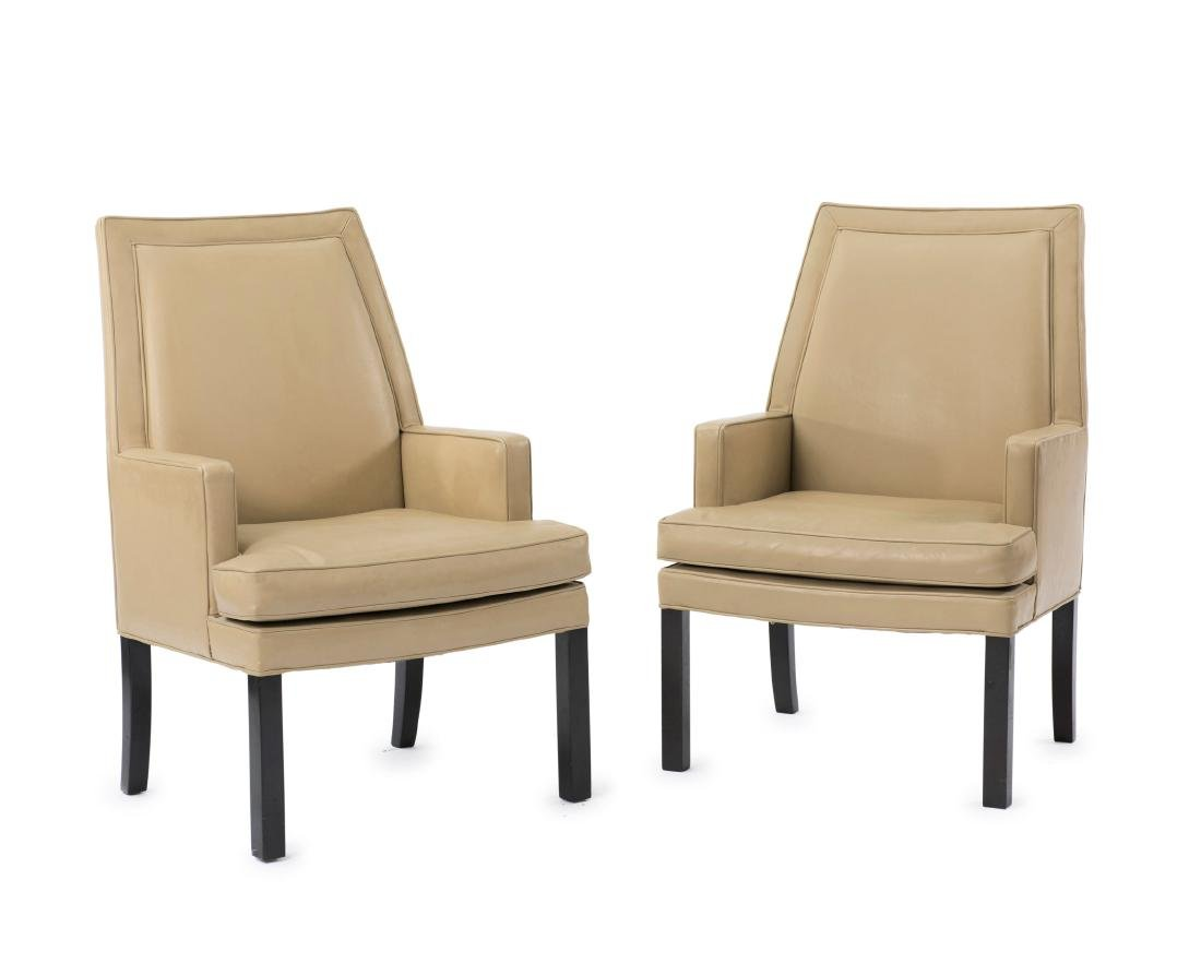 Two easy chairs, 1960s