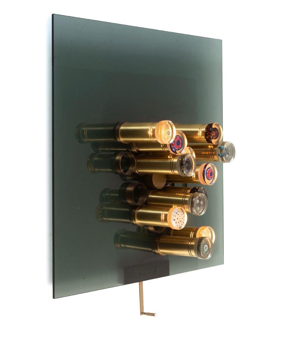 Illuminated wall object, c. 1965 - 2