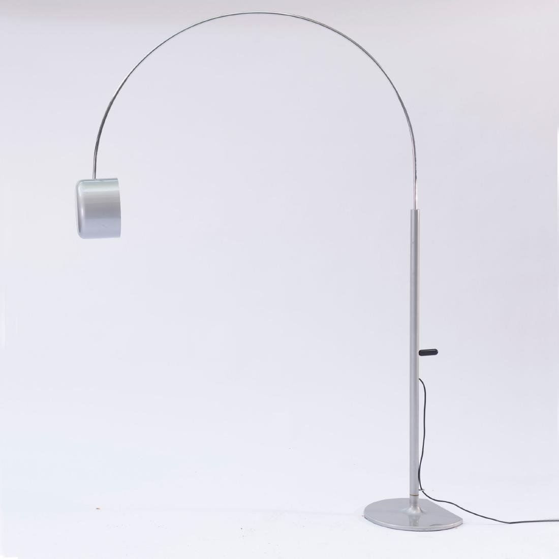 Tall 'Coupé' floor lamp, 1967 - 3