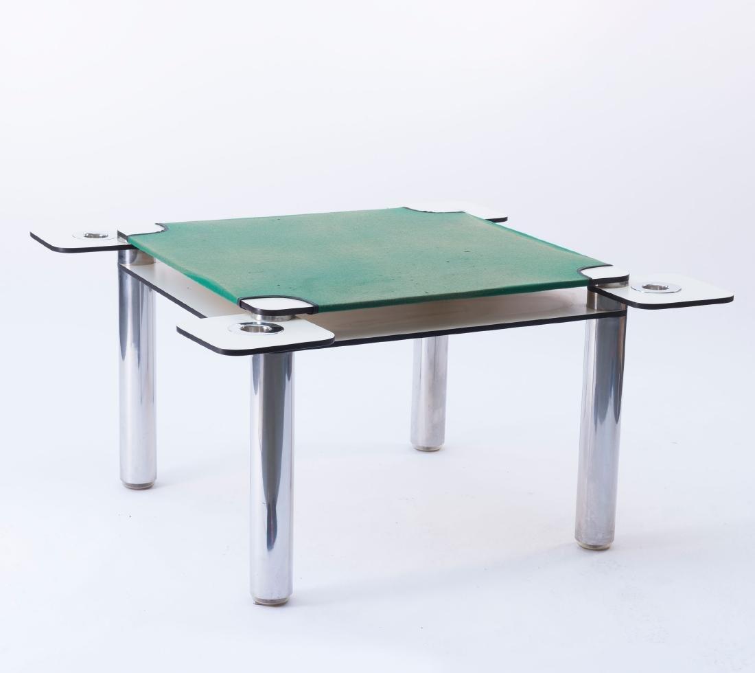 'Poker table', 1967 - 2