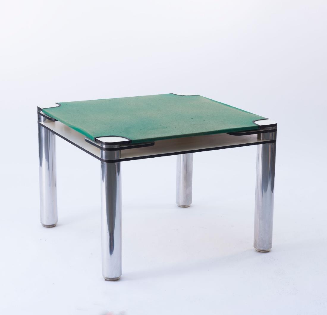 'Poker table', 1967 - 4