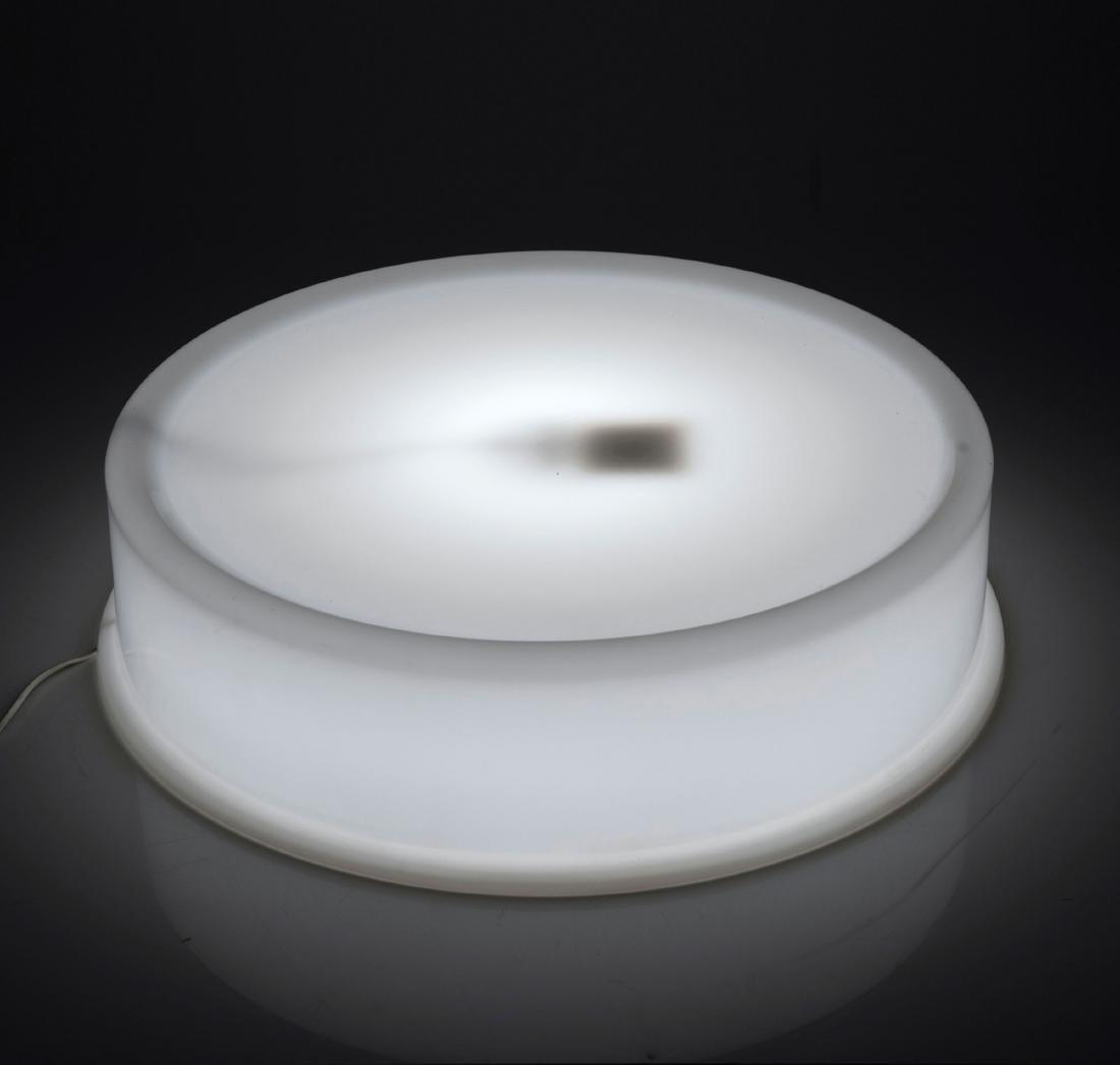 Illuminated 'Ilumesa' table, 1968